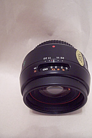 Olympus 50 mm Camera Lens (Image1)
