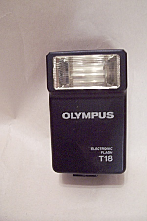 Olympus Camera Electronic Flash T18
