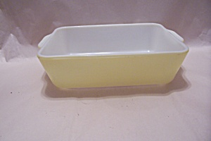 Pyrex Square Casserole/baking Dish