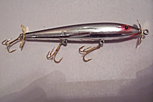 Propbait Fishing Lure With Goldtone Propellers