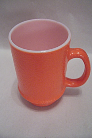 Fireking Orange Mug