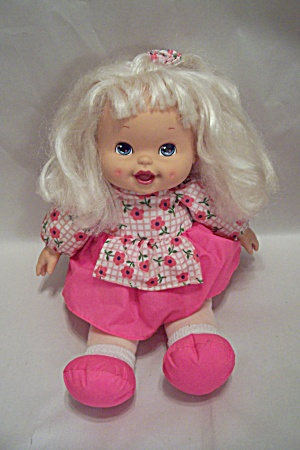 Micro Games Of America Talking Doll (Image1)