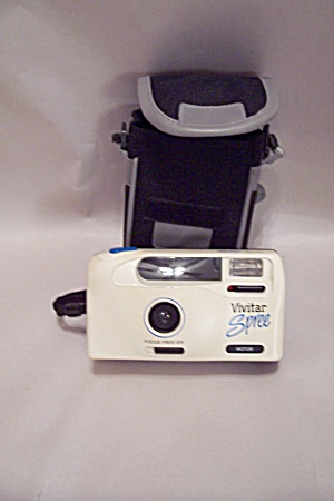 Vivitar Spree 35mm Rangefinder Film Camera (Image1)