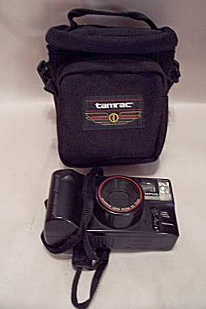 Olympus Rangefinder 35mm Quick Shooter Zoom Film Camera (Image1)