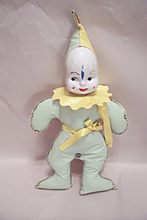 Plastic Clown Doll (Image1)
