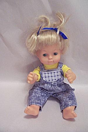 Blonde Haired Girl Doll (Image1)