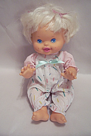 Blond Haired Girl Doll (Image1)
