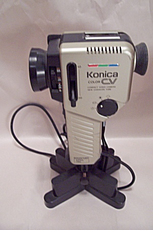 Konica Color CV Compact Video Camera (Image1)