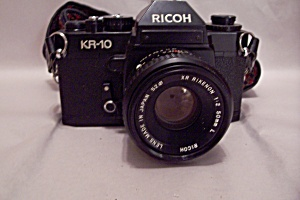 Ricoh KR-10 SLR 35mm Film Camera (Image1)