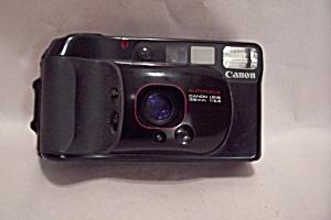 Canon Sure Shot Supreme 35mm Rangefinder Film Camera (Image1)