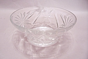 Fireking Eapc Crystal Glass Bowl