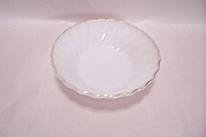 FireKing/Anchor Hocking Swirl Golden Anniv. Bowl (Image1)
