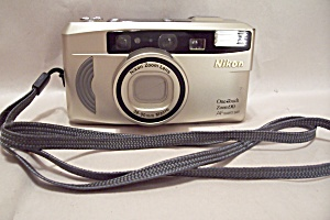 Nikon One Touch Zoom 90 AF 35mm Film Camera (Image1)