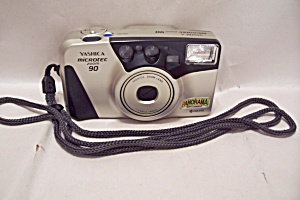 Yashica Microtec Zoom 90 35mm Film Camera
