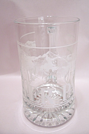 Winter Park Crystal GFlass Beer Mug (Image1)