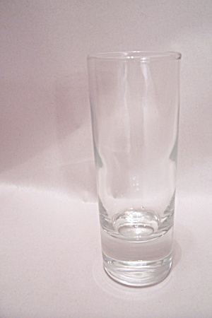 Cordial And Sherry Crystal Bar Glass (Image1)
