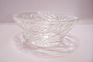 Anchor Hocking EAPC Smooth Rimmed Crystal Glass Bowl (Image1)
