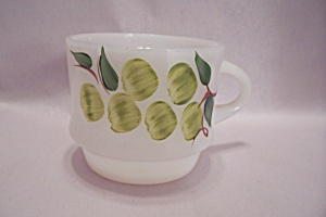Fireking Gay Fad Studio Fruit Pattern Stackable Mug