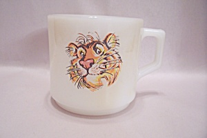 Fireking Tony The Tiger Advertising Mug