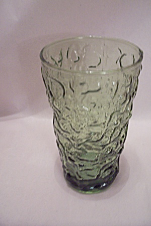 Anchor Hocking Avocado Green Juice Glass (Image1)