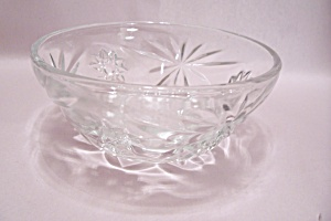 FireKing/Anchor Hocking EAPC Crystal Glass Bowl (Image1)
