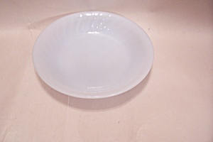Fireking/anchor Hocking Azurite Soup Plate/bowl