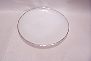 FireKing/Anchor Hocking Ovenproof Glass Salad Plate (Image1)
