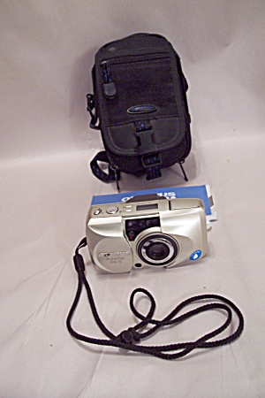 Olympus Stylus Epic Zoom 170 Auto 35mm Film Camera