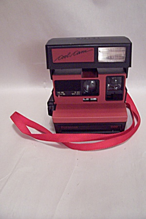 Polaroid Cool Cam 600 Instant Land Film Camera (Image1)