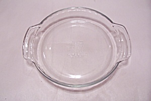 Anchor Hocking Glass Deep Pie Plate