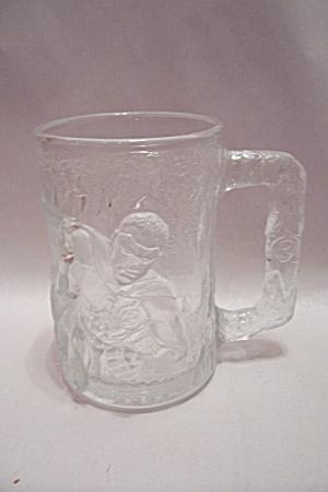 McDonald's Batman Forever - ROBIN - Crystal Glass Mug (Image1)