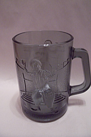 Ronald McDonald Smoky Topaz Glass Mug (Image1)