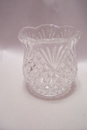 Pineapple Design Crystal Glass Toothpick Holder (Image1)