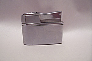 Rogers Mercury Chrome Butane Pocket Lighter