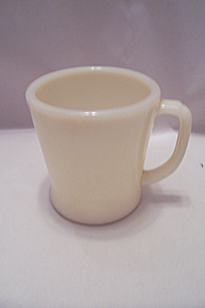 Fireking/anchor Hocking Ivory Mug