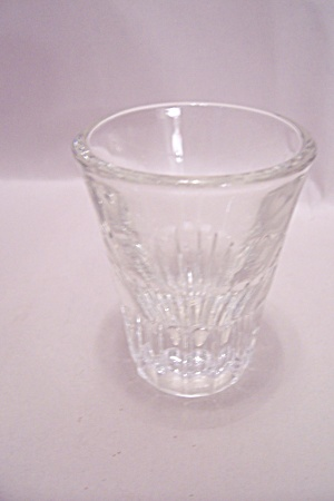 Federal Crystal Glass Toothpick Holder (Image1)