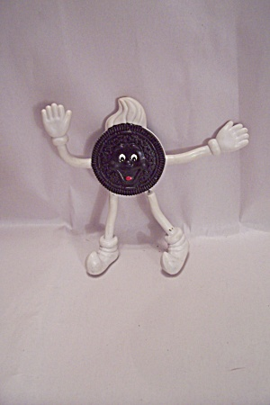 Oreo Cookie Advertising Doll