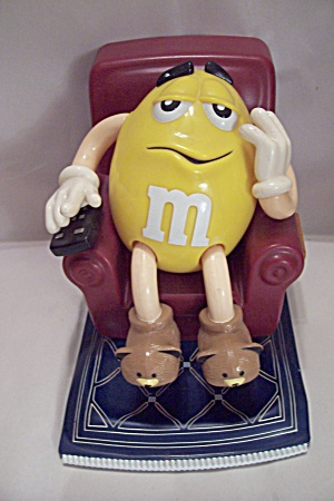 Hershey's M & M's Candy Dispenser