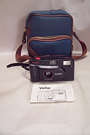Vivitar PS:120 35mm Film Rangefinder Camera (Image1)