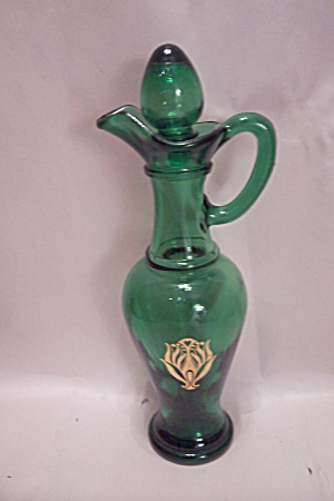 Avon Nile Green Charisma Bottle