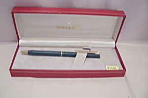 Sheaffer Ballpoint Pen With Red Case (Image1)