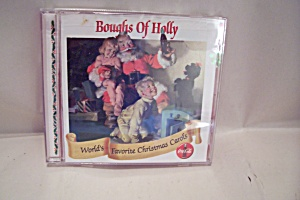 Coca Cola Boughs Of Holly Christmas Music Cd