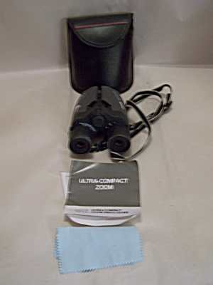 Carson Multi-powered 20-80x25 Zoom Binoculars