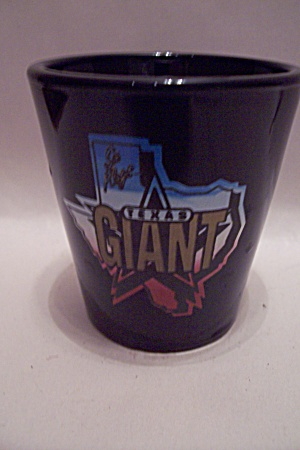 Texas Giant Black Glass Toothpick Holder (Image1)