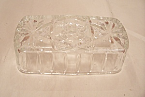 Fire King/anchor Hocking Eapc Butter Dish Cover