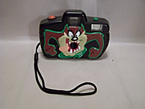 Warner Brother's Tazmanian Devil Film Camera