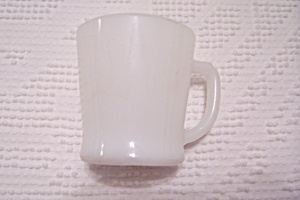 Fire King/Anchor Hocking White/Milk Glass Mug (Image1)