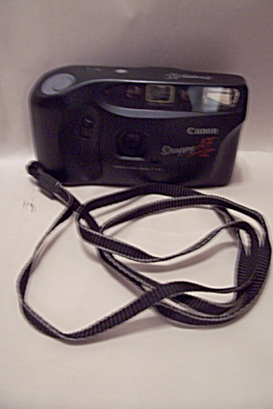 Canon Snappy Af 35mm Film Camera