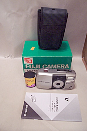 Fuji Endeavor Fotonex 210ix Zoom Film Camera