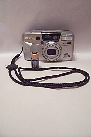Pentax IQZoom 140NI 35mm Film Camera (Image1)
